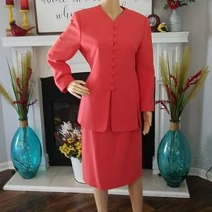 NWT Executive Collection Suit